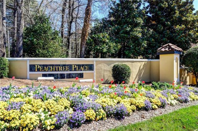 3777 Peachtree Road NE #1112, Brookhaven, GA 30319 (MLS #6044402) :: North Atlanta Home Team
