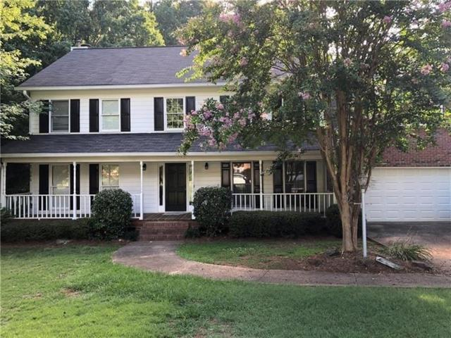 12130 N Hickory Trace, Alpharetta, GA 30004 (MLS #6044647) :: Iconic Living Real Estate Professionals