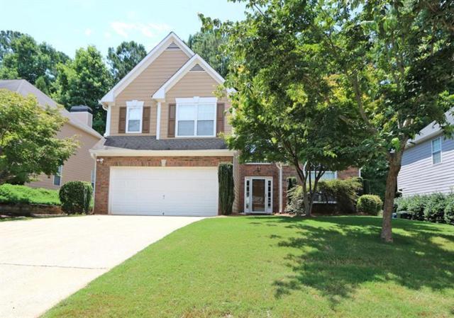 3796 Kirkwood Run NW, Kennesaw, GA 30144 (MLS #6044723) :: Kennesaw Life Real Estate