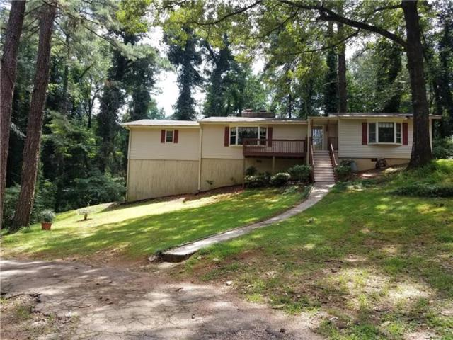163 Hillcrest Drive SW, Austell, GA 30168 (MLS #6044940) :: The Hinsons - Mike Hinson & Harriet Hinson