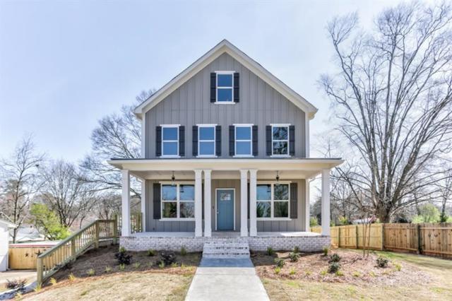 1368 Pierce Avenue, Smyrna, GA 30080 (MLS #6044981) :: The Cowan Connection Team