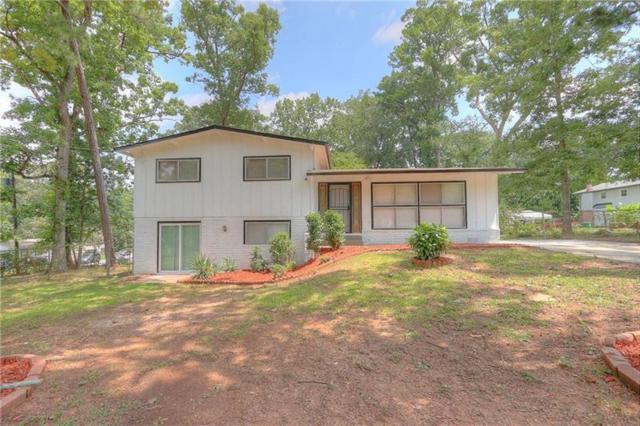3716 Satellite Boulevard, Ellenwood, GA 30294 (MLS #6045224) :: Rock River Realty