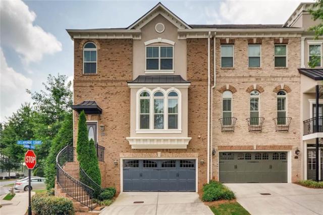 943 Delaronde Court #943, Atlanta, GA 30328 (MLS #6045451) :: North Atlanta Home Team