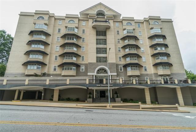2499 Peachtree Road #706, Atlanta, GA 30305 (MLS #6045516) :: The North Georgia Group