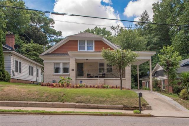 1854 Lyle Avenue, College Park, GA 30337 (MLS #6045625) :: North Atlanta Home Team