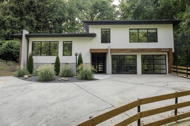 3322 Pinestream Road NW, Atlanta, GA 30327 (MLS #6046403) :: Charlie Ballard Real Estate