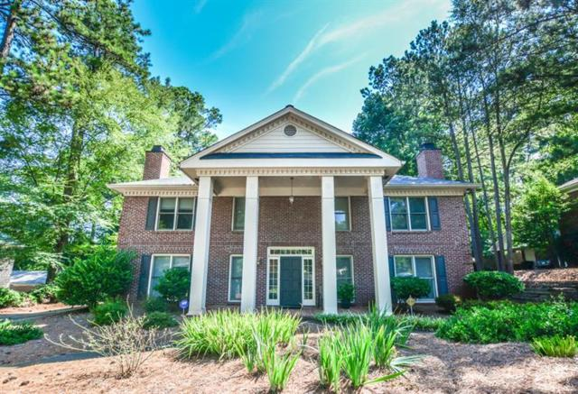 9138 Carroll Manor Drive, Atlanta, GA 30350 (MLS #6046442) :: The Hinsons - Mike Hinson & Harriet Hinson
