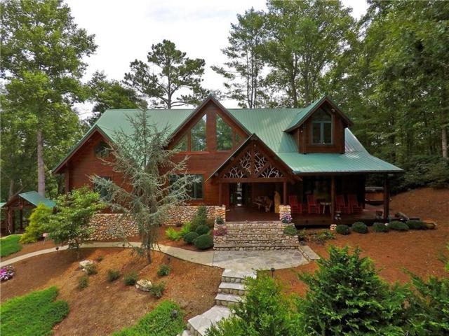 56 Coffee Mill Run, Talking Rock, GA 30175 (MLS #6046588) :: The Cowan Connection Team
