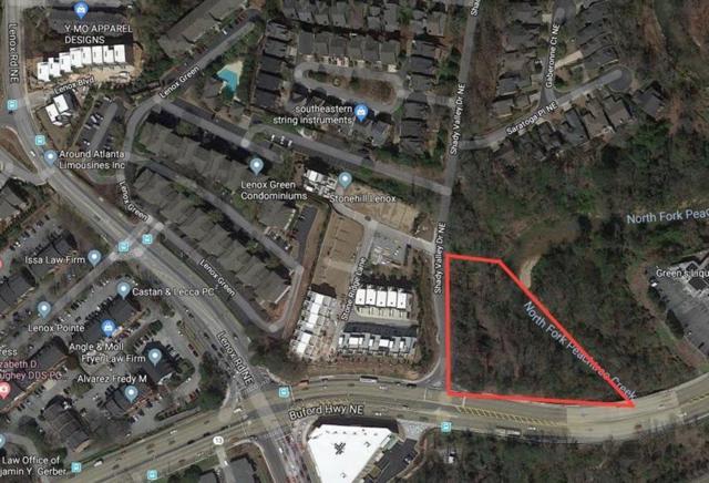 2621 Shady Valley Drive NE, Atlanta, GA 30324 (MLS #6046771) :: Charlie Ballard Real Estate