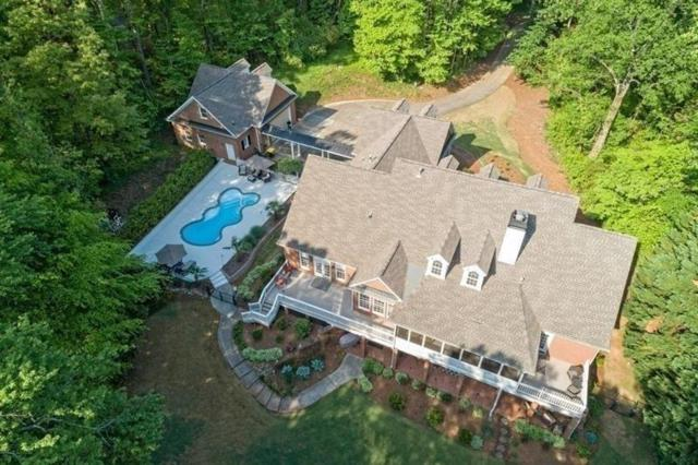 810 Gordon Combs Road NW, Marietta, GA 30064 (MLS #6046861) :: North Atlanta Home Team