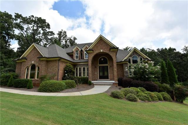 5431 Spinnaker Lane, Gainesville, GA 30504 (MLS #6046885) :: The Russell Group