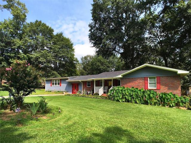 40 Pine Ridge Drive, Carrollton, GA 30117 (MLS #6046909) :: RE/MAX Paramount Properties