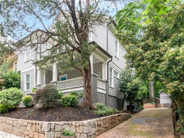 1194 Mansfield Avenue NE, Atlanta, GA 30307 (MLS #6047269) :: The Zac Team @ RE/MAX Metro Atlanta