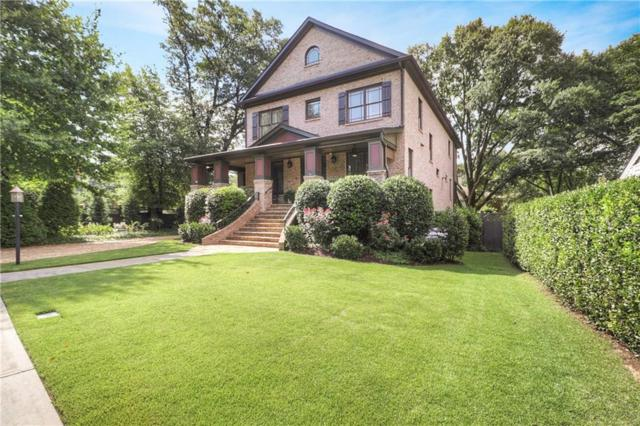 1217 Oglethorpe Avenue, Brookhaven, GA 30319 (MLS #6047375) :: North Atlanta Home Team