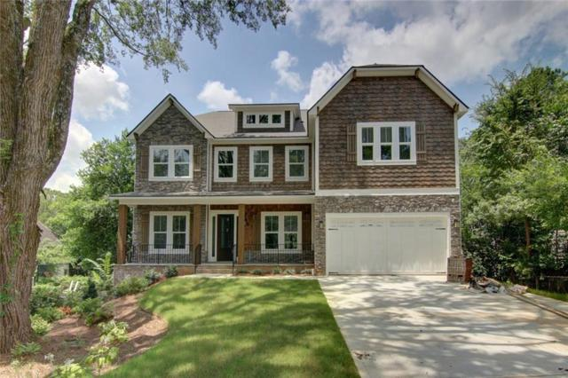 2686 Skyland Drive NE, Brookhaven, GA 30319 (MLS #6047966) :: The Cowan Connection Team