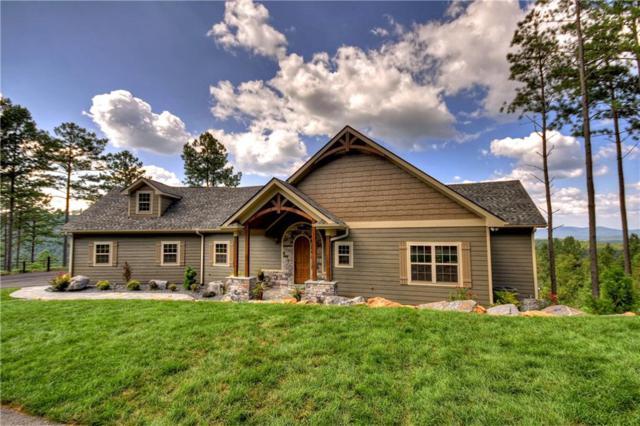 749 Ridge Peak View, Blairsville, GA 30512 (MLS #6048679) :: The Russell Group