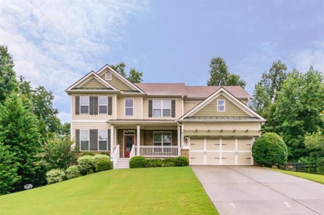 247 Dawson Manor Drive, Dawsonville, GA 30534 (MLS #6048869) :: The Cowan Connection Team