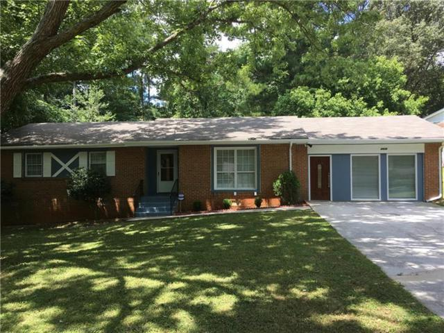 2572 Treadway Drive, Decatur, GA 30034 (MLS #6048999) :: The Zac Team @ RE/MAX Metro Atlanta