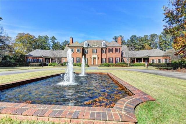14785 E Bluff Road, Milton, GA 30004 (MLS #6049510) :: The Russell Group