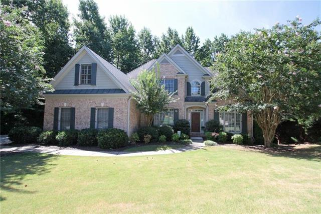 4584 Knightsbridge Road, Flowery Branch, GA 30542 (MLS #6049709) :: RE/MAX Prestige