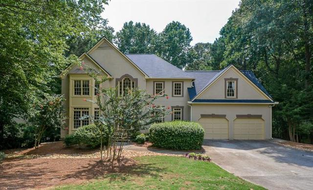 500 Woodbrook Way, Lawrenceville, GA 30043 (MLS #6050382) :: The Russell Group