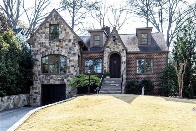 1733 Noble Drive NE, Atlanta, GA 30306 (MLS #6051000) :: RE/MAX Paramount Properties