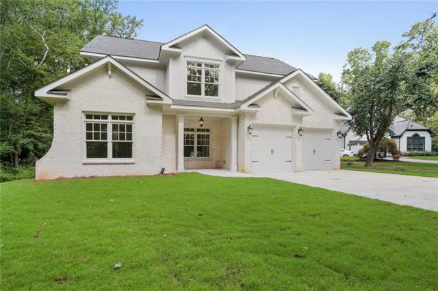 320 Oakmere Drive, Alpharetta, GA 30009 (MLS #6051540) :: North Atlanta Home Team