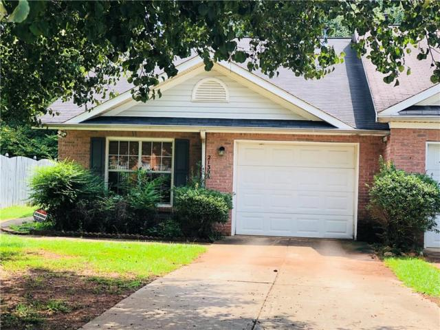 2139 Hickory Bend, Conyers, GA 30013 (MLS #6051710) :: The Cowan Connection Team