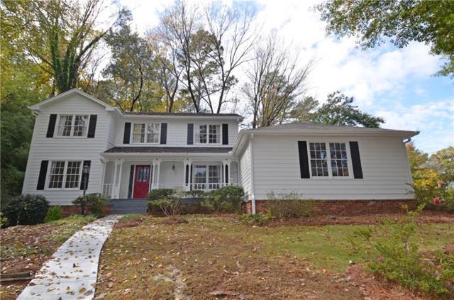 2638 Smoketree Way NE, Atlanta, GA 30345 (MLS #6051922) :: Five Doors Roswell | Five Doors Network