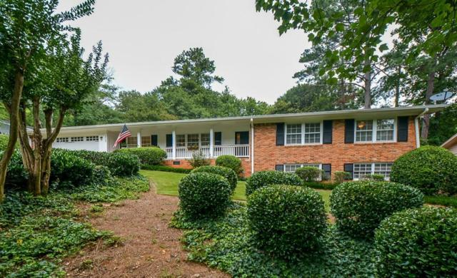 5705 Kayron Drive, Atlanta, GA 30328 (MLS #6052567) :: The Cowan Connection Team