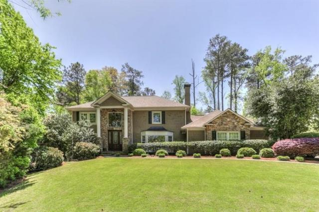 705 Glenairy Drive, Sandy Springs, GA 30328 (MLS #6053282) :: North Atlanta Home Team