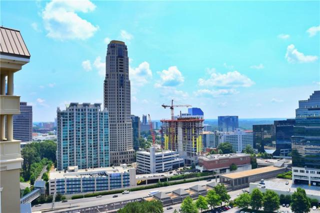 3334 Peachtree Road NE #108, Atlanta, GA 30326 (MLS #6053358) :: The Cowan Connection Team