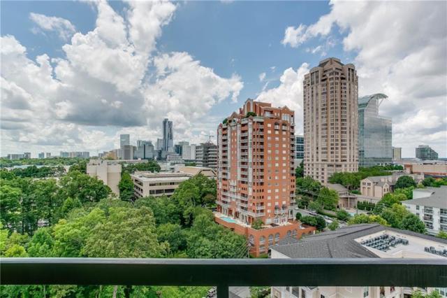 3481 Lakeside Drive NE #1807, Atlanta, GA 30326 (MLS #6053453) :: Kennesaw Life Real Estate