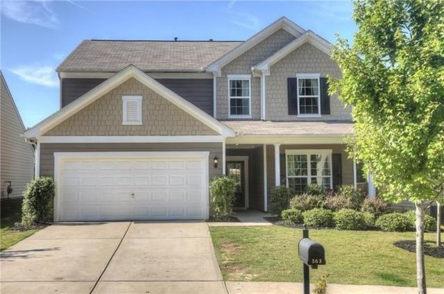 363 Ridgewood Trail, Canton, GA 30115 (MLS #6053465) :: North Atlanta Home Team