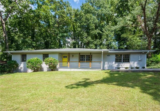 2440 Dawn Drive, Decatur, GA 30032 (MLS #6053651) :: North Atlanta Home Team