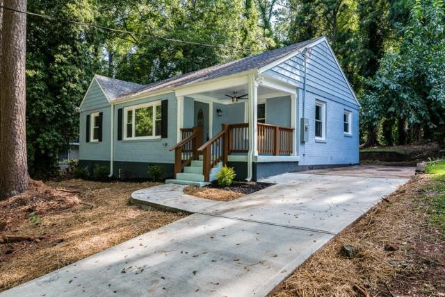 1840 Hillsdale Drive, Decatur, GA 30032 (MLS #6053830) :: The Russell Group