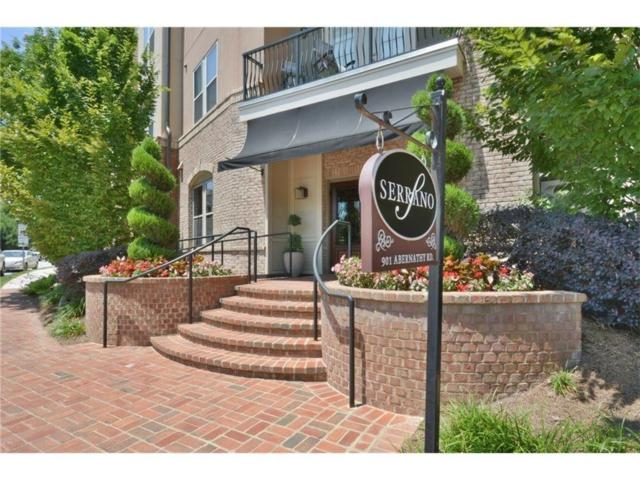 901 Abernathy Road #2170, Atlanta, GA 30328 (MLS #6053947) :: Kennesaw Life Real Estate