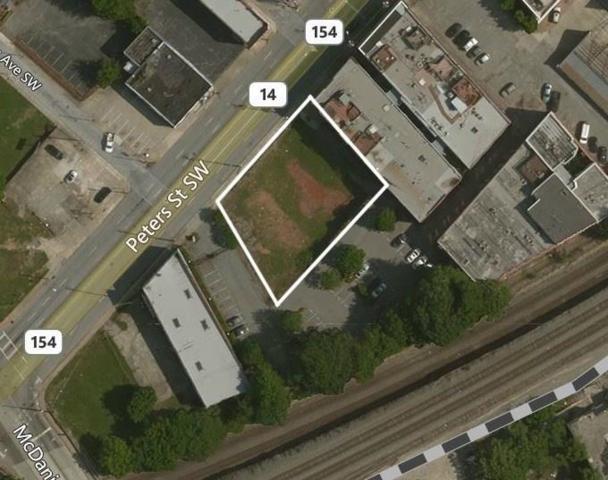 346 Peters Street SW, Atlanta, GA 30313 (MLS #6053957) :: The Russell Group