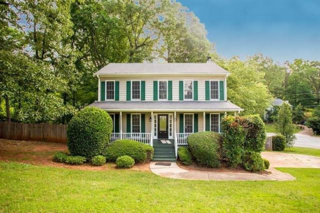 4098 Longford Ridge Drive NE, Marietta, GA 30066 (MLS #6054006) :: North Atlanta Home Team