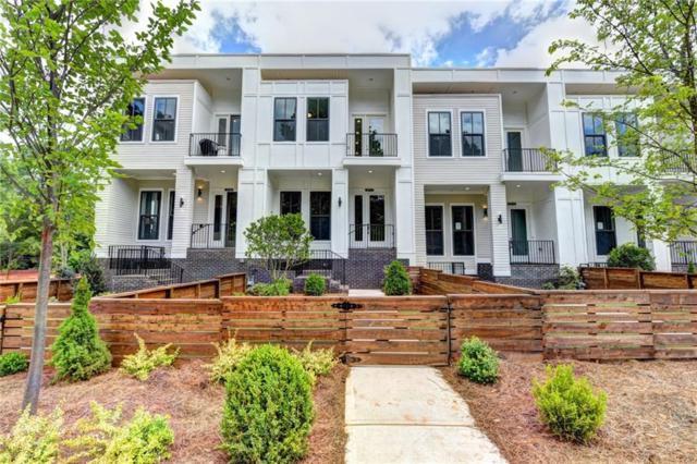 2711 Aurora Street Lot 24, Decatur, GA 30033 (MLS #6054159) :: The Zac Team @ RE/MAX Metro Atlanta