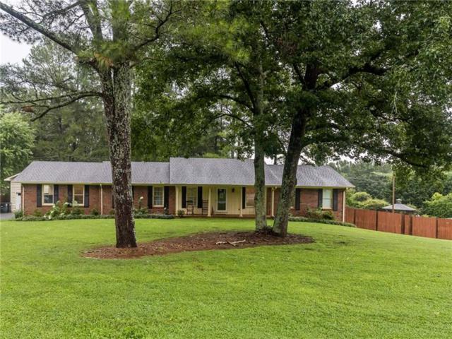 125 Windsor Drive, Calhoun, GA 30701 (MLS #6054819) :: North Atlanta Home Team