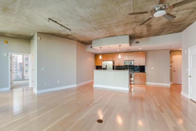 950 W Peachtree Street #803, Atlanta, GA 30309 (MLS #6054826) :: Rock River Realty