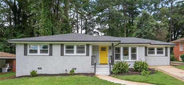 3048 Del Monico Drive, Decatur, GA 30032 (MLS #6054972) :: North Atlanta Home Team