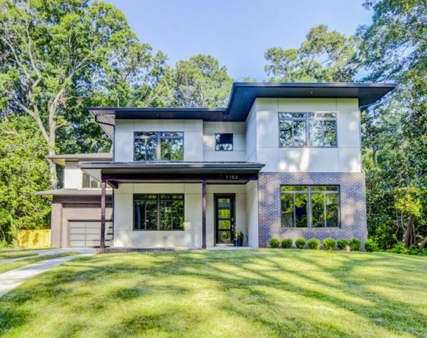 1153 Oldfield Road, Decatur, GA 30030 (MLS #6055109) :: The Russell Group