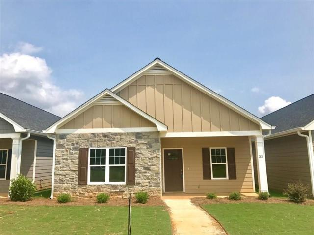 33 Greenway Lane, Cartersville, GA 30120 (MLS #6055350) :: Iconic Living Real Estate Professionals