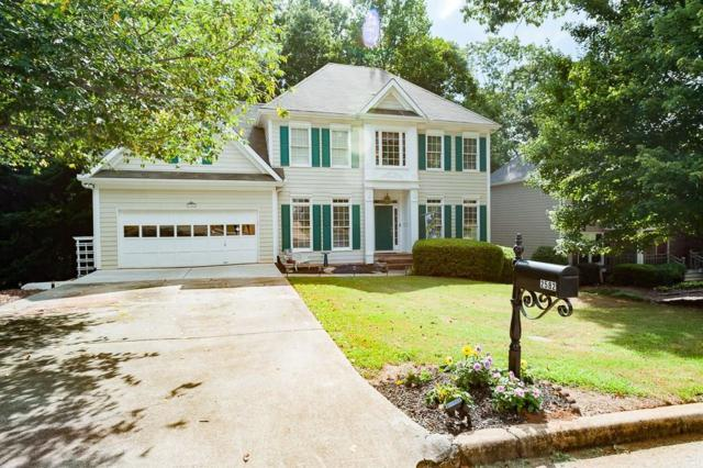 2582 Collins Port Cove, Suwanee, GA 30024 (MLS #6055530) :: North Atlanta Home Team