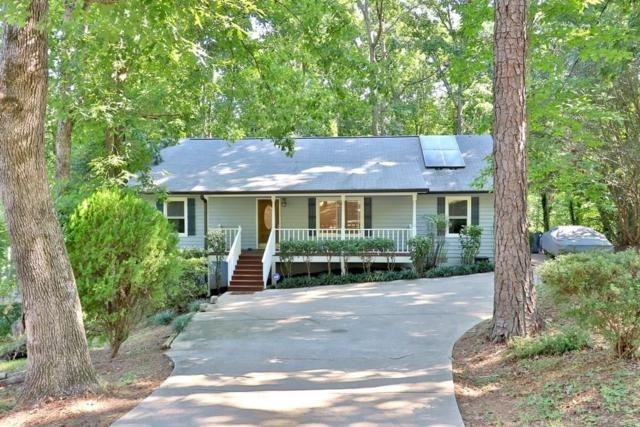 4931 Odell Drive, Gainesville, GA 30504 (MLS #6055537) :: The Cowan Connection Team
