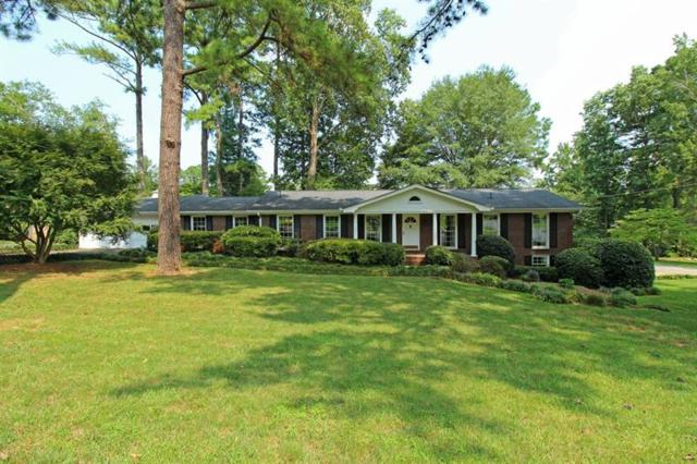3908 Potomac Drive NW, Kennesaw, GA 30144 (MLS #6055550) :: North Atlanta Home Team