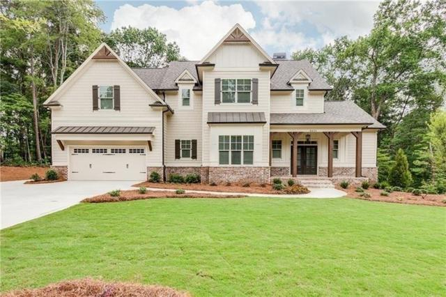 5489 Fishermans Cove, Gainesville, GA 30506 (MLS #6055553) :: The Russell Group