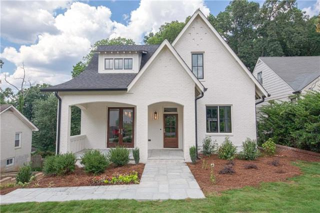 726 Hillpine Drive NE, Atlanta, GA 30306 (MLS #6055770) :: The Justin Landis Group